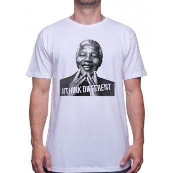 Mandela Think Different - Tshirt Tshirt homme