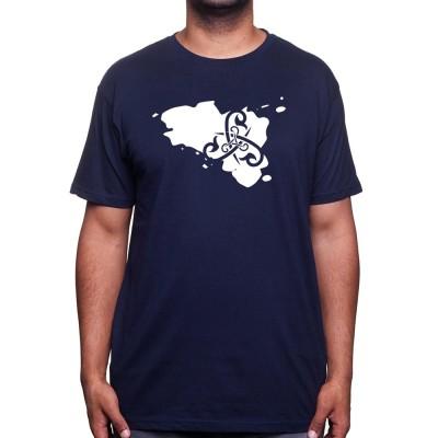 Breizh Carte - Tshirt T-shirt Homme