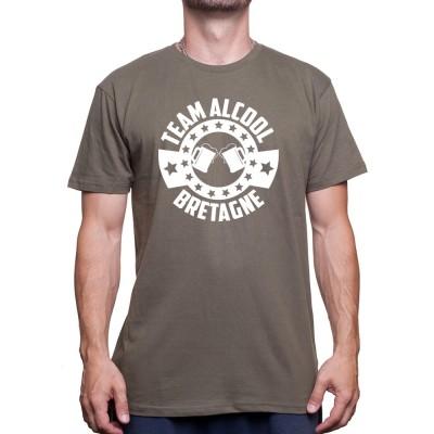 Team alcool bretagne - Tshirt T-shirt Homme