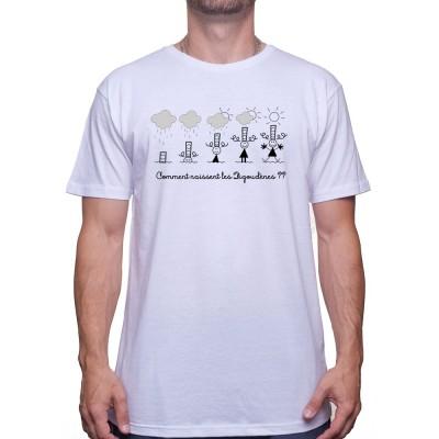 Comment naissent les bigoudËnes - Tshirt T-shirt Homme