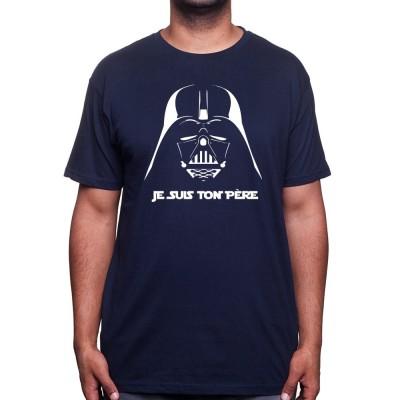 Tshirt Papa Homme - Je suis ton père - Cadeau Anniversaire ou fête des pères Homme
