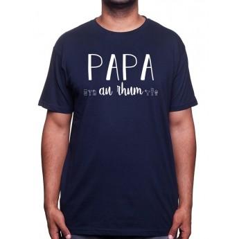 Papa au Rhum - Tshirt Homme