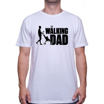 Walking Dad - Tshirt