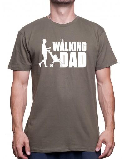 Walking Dad - Tshirt