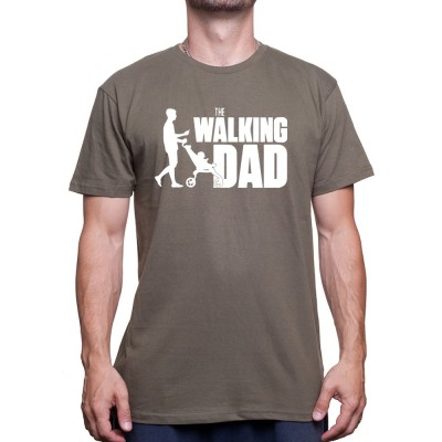 Walking Dad - Tshirt Homme