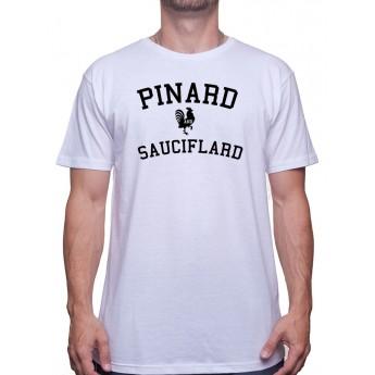 Pinard and sauciflard - Tshirt