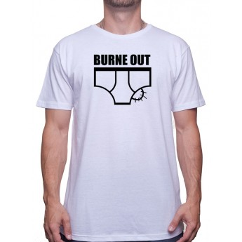 Burne out - Tshirt