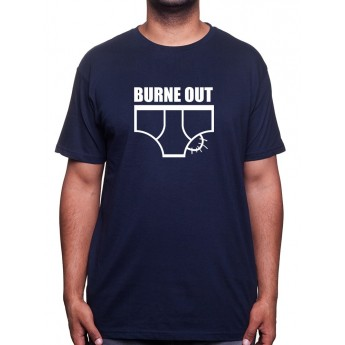 Burne out - Tshirt Homme