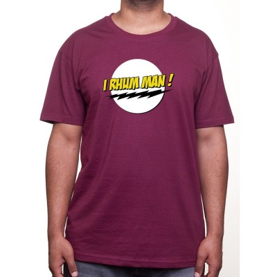 I Rhum Man - Tshirt Homme