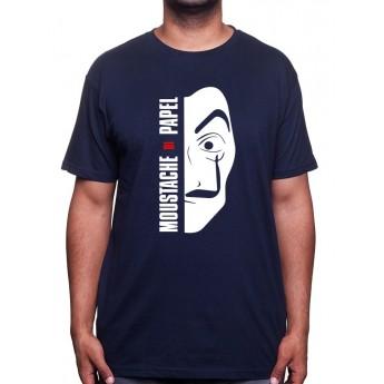 Moustache de Papel - Tshirt