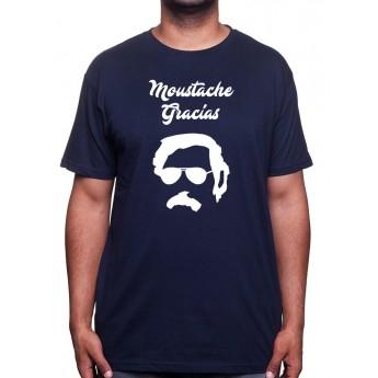 Moustache Gracias Pablo - Tshirt Homme
