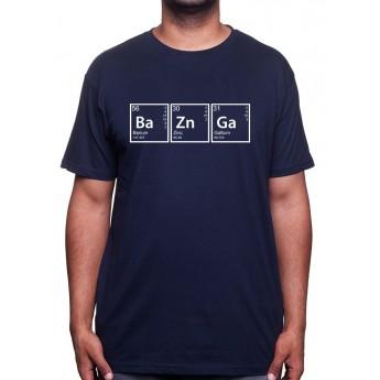 Bazinga atome-Tshirt