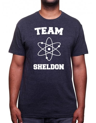 Team Sheldon-Tshirt