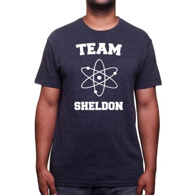 Team Sheldon-Tshirt Homme
