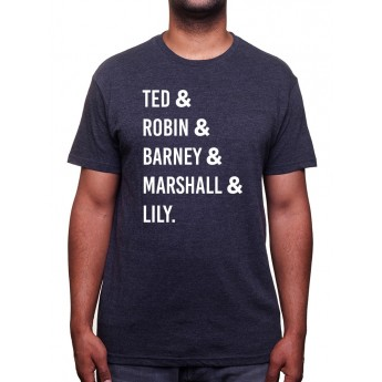 Ted robin marshal -Tshirt Homme