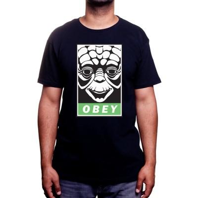 Yoda Obey - Tshirt Homme