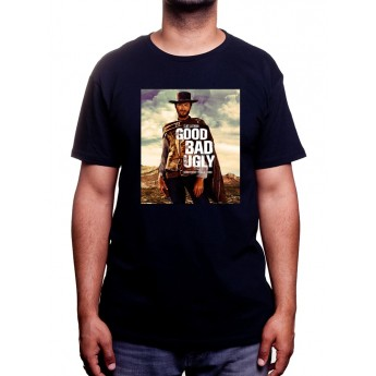 Good Bad Ugly Affiche - Tshirt