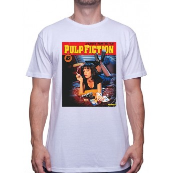 Pulp Fiction Affiche - Tshirt