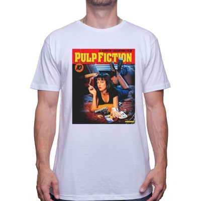 Pulp Fiction Affiche - Tshirt Homme