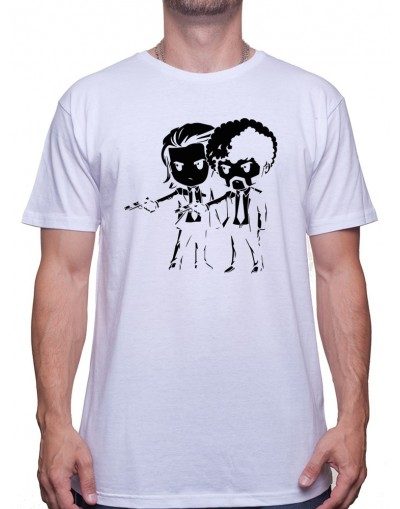 Pulp Fiction Toy Face - Tshirt Homme