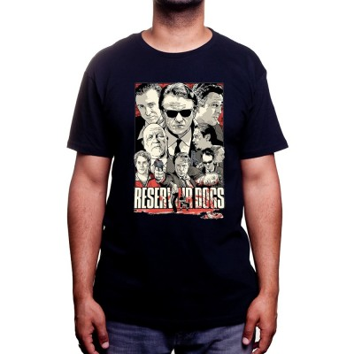 Reservoir Dogs Draw - Tshirt Homme