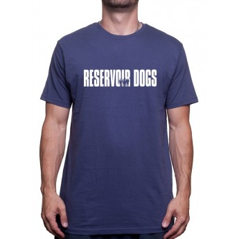Reservoir Dogs Title - Tshirt Homme