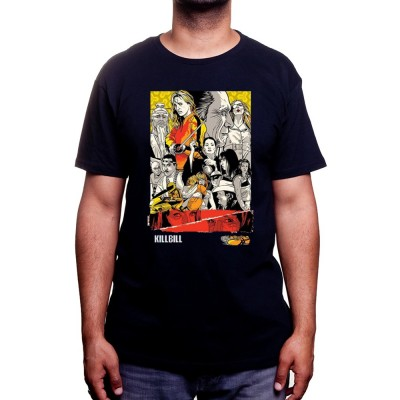 Kill bill Draw - Tshirt Homme