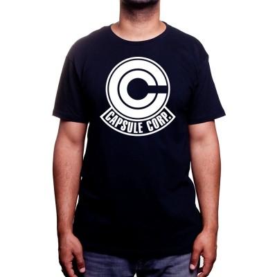Capsule Corp. Dragon Ball- Tshirt Homme