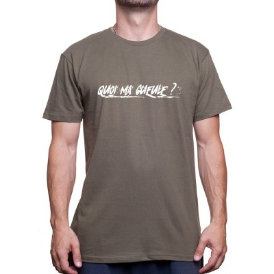 Quoi Ma Gueule - Tshirt Homme