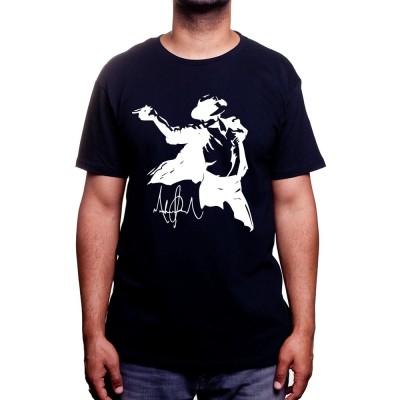 Michael Jackson Shadow - Tshirt Homme