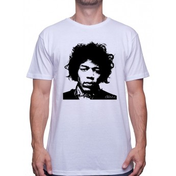 Jimmy Hendrix Shadow - Tshirt Homme