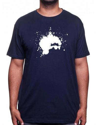 Bob Dylan Shadow - Tshirt Homme