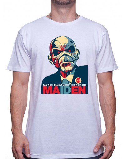 Maiden yes they can - Tshirt Homme