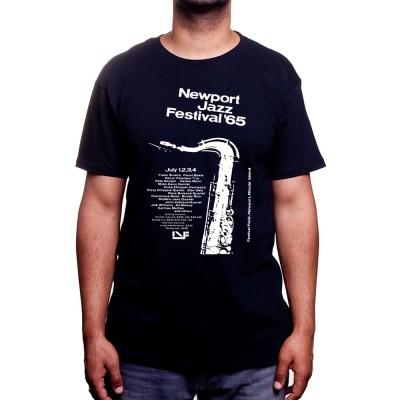 Newport Jazz Festival - Tshirt Homme