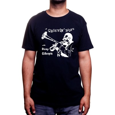 Dizzy Groovin'High - Tshirt Homme