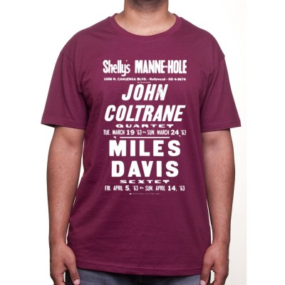 John Coltrane - Tshirt Homme