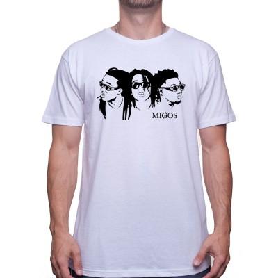 Migos Shadow - Tshirt Homme