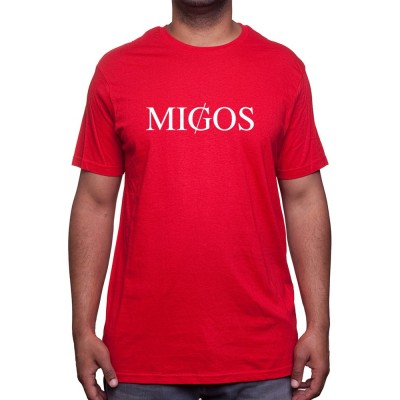 Migos Logo - Tshirt Homme