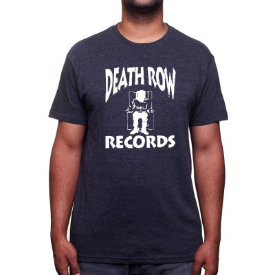 Death Row Records - Tshirt Homme