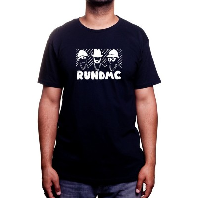 Run DMC Draw - Tshirt Homme