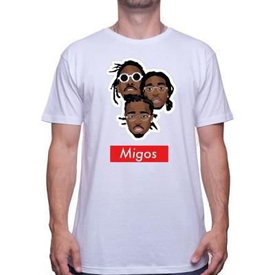 Migos - Tshirt T-shirt Homme