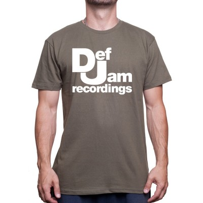 Def Jam Recordings - Tshirt Homme