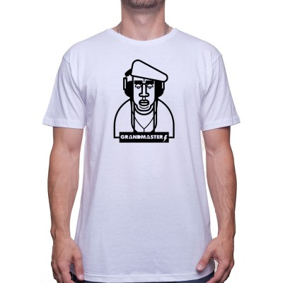 Grand Master Flash - Tshirt Homme
