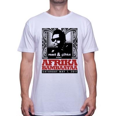 Africa Bambataa - Tshirt Homme