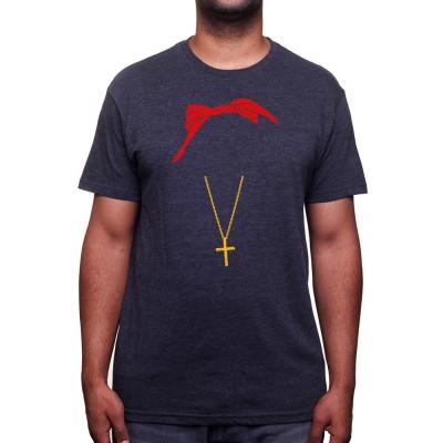 Bandeau & Chaine - Tshirt Homme