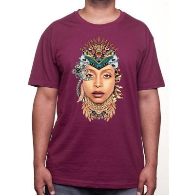 erikah Face Jewels - Tshirt Homme