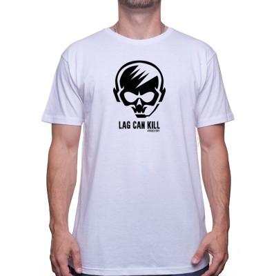 Lag can Kill - Tshirt Tshirt Homme Gamer
