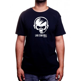 Lag can Kill - Tshirt Tshirt Homme Gamer