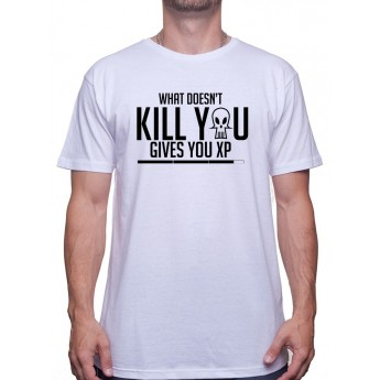 what doesn't kill you - Tshirt Tshirt Homme Gamer