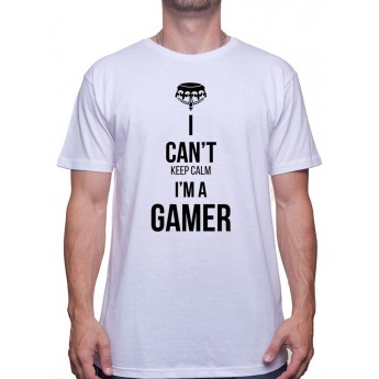 I cant' keep calm i'm a gamer
